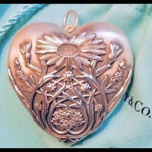 Tiffany & Company Ziegfeld Locket